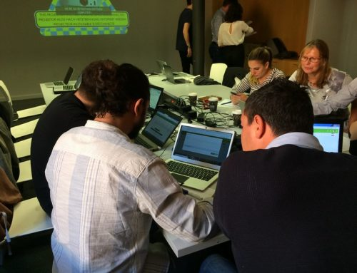 3rd transnational meeting held in Barcelona